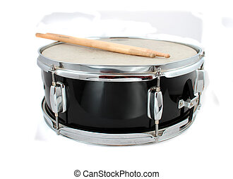 Drumsticks and Snare drum