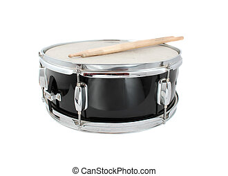 drumsticks, cilindro snare