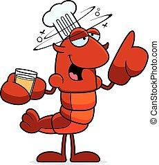 Drunk Crawfish Chef