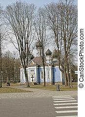 druskininkai, iglesia, ortodox