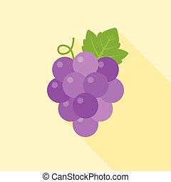 druvor, ikon