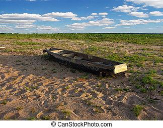 Dry boat 1