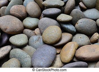 Dry Pebble Stone