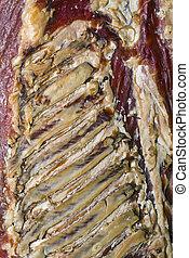 Dry Rib Bacon