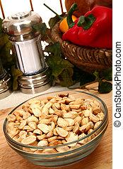Dry Roasted Peanuts Unsalted