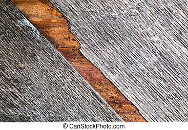 wooden background old