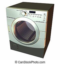 Dryer - 3D Render
