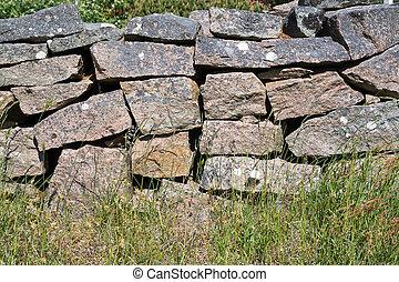drystone, cerca