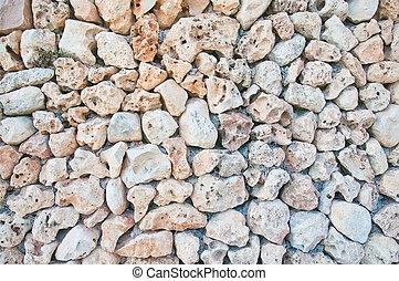 drystone, plano de fondo, pared, textura
