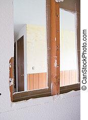 Drywall Demo Day House Renovation