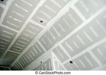 drywall, vollenden