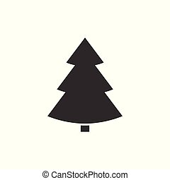 drzewo, christmass, ikona