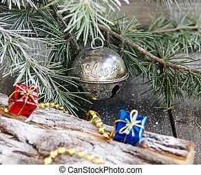 drzewo, gwiazdkowe ozdoby