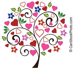 drzewo, mamusia