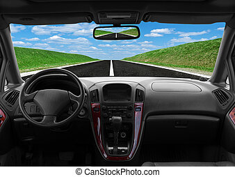 DSC_4685(4).jpg - Inside car view at high speed road