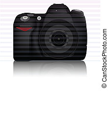 dslr, appareil photo
