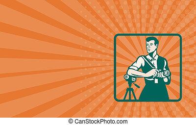dslr, business, photographe, appareil photo, vidéo, retro, carte