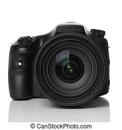 DSLR camera - DSLR digital single lens reflex camera
