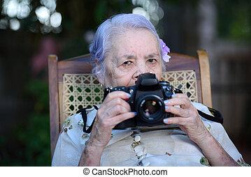 dslr, nagyanyó