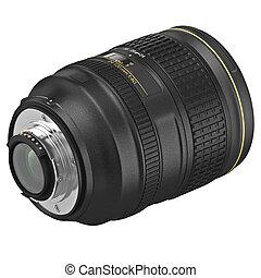 DSLR optical camera lens