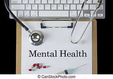 duševní zdravotní stav