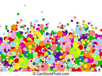 dużo, białe tło, stubarwny, balls(51).jpg