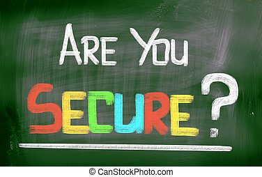 du, begreb, secure