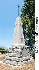 Du Preez family Monument in Paarl