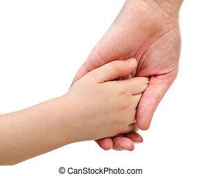 duas mãos