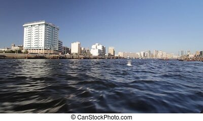 Dubai Creek, United Arab Emirates