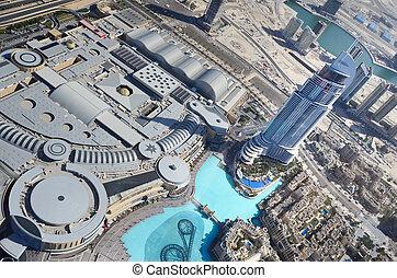 Dubai downtown, UAE