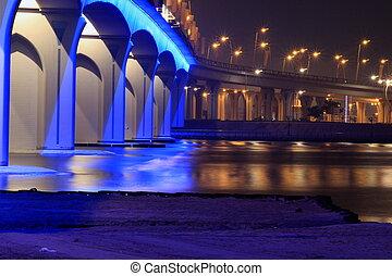 Dubai Festival City Bridge