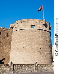 Dubai fort