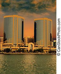 Dubai Twin Tower