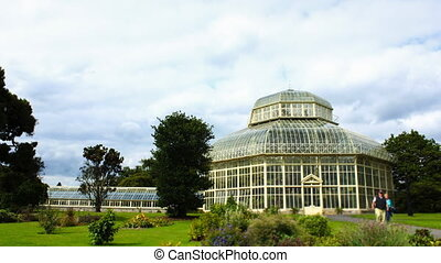 Dublin Botanic Garden - A Time-Lapse Video of the Botanical...
