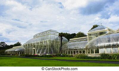 Dublin Botanic Garden - A Time-Lapse Video of the Botanical...