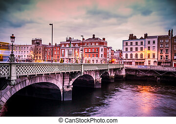 Dublin Grattan Bridge