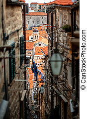 dubrovnik, 古い 都市