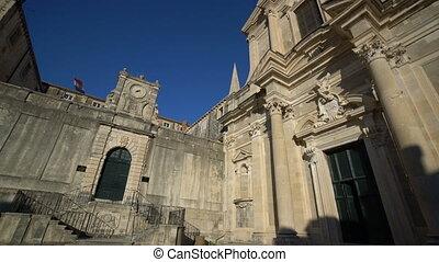 Dubrovnik Cathedral in Dubrovnik, Croatia - Dubrovnik ...