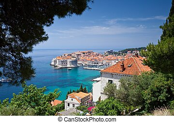Dubrovnik, Dalmation Coast, Croatia