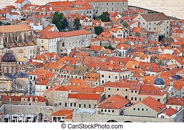 dubrovnik, stadt, altes , kroatien