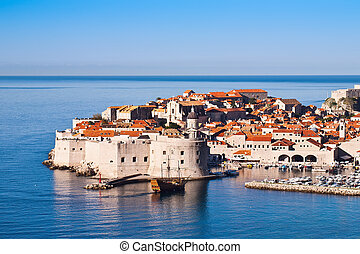 Dubrovnik, UNESCO world heritage site