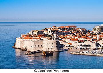 Dubrovnik, UNESCO world heritage site
