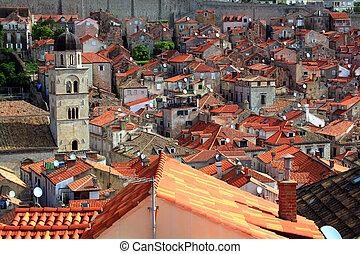 dubrovnik, városnézés