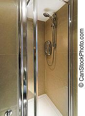 ducha, interior