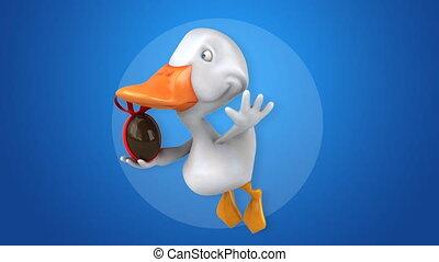 Duck - Fun duck