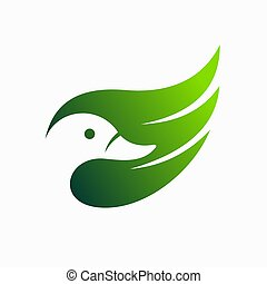 Duck Green Logo