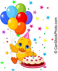duckling's, compleanno