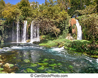 Duden Waterfalls - Antalya,Turkey
