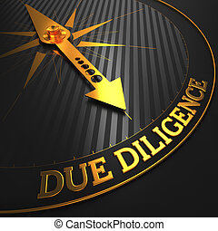 Due Diligence - Golden Compass Needle. - Due Diligence - ...